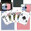 Copag Cards Poker Size Peek Index Setup in Blue / Red