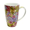 Zrike Dena Home Tight Floral Mug (Set of 4)
