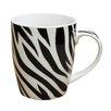 Zrike 16 oz. Zebra Mug (Set of 4)
