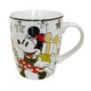 Zrike Disney 16 oz. Minnie Jumbo Christmas Magic Mug (Set of 4)