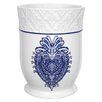 Zrike Dena Madison Blue Wastebasket