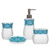 Zrike Dena Tangier 4 Piece Accessory Group Set