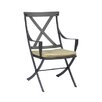 <strong>Woodard</strong> Cromwell Dining Arm Chair Cushion