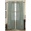 Gracious Living Viola Sheer Drape Panel