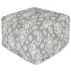 Majestic Home Products Raja Large Ottoman