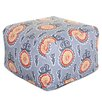 Majestic Home Products Michelle Large Ottoman