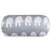 Majestic Home Products Ellie Round Bolster Pillow