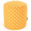 <strong>Ikat Dot Small Pouf</strong> by Majestic Home Products