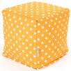 Majestic Home Products Ikat Dot Small Cube