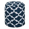 Majestic Home Products Trellis Small Pouf