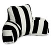 Majestic Home Products Vertical Stripe Reading Pillow