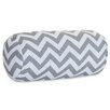Majestic Home Products Chevron Round Bolster Pillow