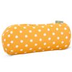 Majestic Home Products Ikat Dot Round Bolster Pillow