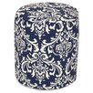 Majestic Home Products French Quarter Small Pouf