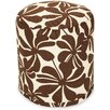 Majestic Home Products Plantation Small Pouf