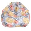 Majestic Home Products Blooms Bean Bag Chair