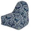 Majestic Home Products French Quarter Bean Bag Chair