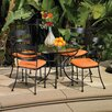 OW Lee Bistro 5 Piece Dining Set
