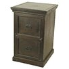 MOTI Furniture Wilbur 2 Drawer Filing Cabinet