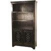 "MOTI Furniture Mirage 2 Door 80"" Bookcase"