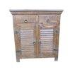 MOTI Furniture Ridge 2 Drawer Buffet