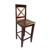 MOTI Furniture Morgan Counter Height Bar Stool