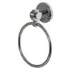 <strong>Universal Wall Mounted Single Towel Ring</strong> by Allied Brass