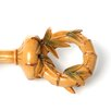 Menagerie Bamboo Curtain Finial