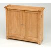 <strong>Chesterfield Ash CD/DVD Storage Cabinet</strong> by Origin Red