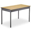 "OFM 48"" W x 24"" D Utility Table"