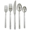 Ginkgo Svelte 45 Piece Flatware Set