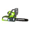 "GreenWorks Tools GMAX 12"" 40-Volt Cordless Chainsaw"