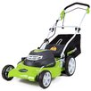 GreenWorks Tools 12A Lawn Mower