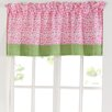 "<strong>Laugh, Giggle & Smile</strong> Sassy Jungle Friends 57"" Window Curtain Valance"