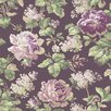 York Wallcoverings Riverside Park Rose Floral Wallpaper