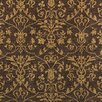 York Wallcoverings Bling Pagoda Damask Wallpaper