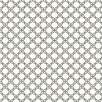 York Wallcoverings Geometric Trellis Wallpaper