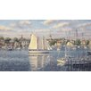 <strong>York Wallcoverings</strong> Portfolio II Harbor View Wall Mural