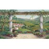 <strong>York Wallcoverings</strong> Portfolio II Italian Villa Wall Mural