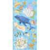 <strong>York Wallcoverings</strong> Portfolio II Under the Sea Accent Pieces Wall Mural
