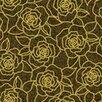 York Wallcoverings Bling Bouquet Floral Botanical Wallpaper