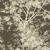 <strong>Silhouettes Tree Floral Botanical Wallpaper</strong> by York Wallcoverings