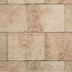 York Wallcoverings Modern Rustic Block Trompe L'oeil Wallpaper