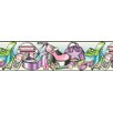 <strong>York Wallcoverings</strong> Mural Portfolio II Fashion Dress Up Wallpaper Border