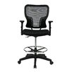"<strong>Office Star Products</strong> Space 21.25"" Chair with 4-Way Adjustable Flip Arms"