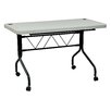<strong>Office Star Products</strong> Rectangular Folding Table