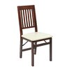 Office Star Products OSP Designs Hacienda Folding Chair (Set of 2)