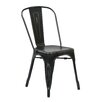 Office Star Products Bristow Armless Chairs (Set of 2)