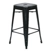 """Office Star Products Bristow 26"""" Bar Stools (Set of 2)"""