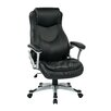 Office Star Products Work Smart Executive Chair with Padded Arms